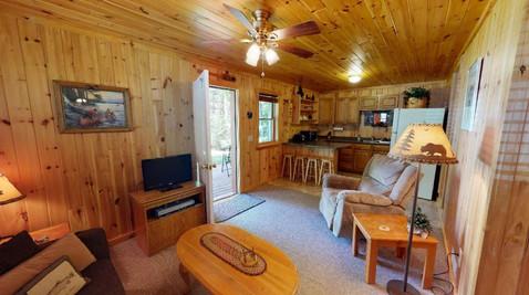 Lakeside Living Area