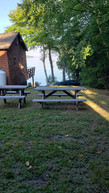 Lakeside Porch view