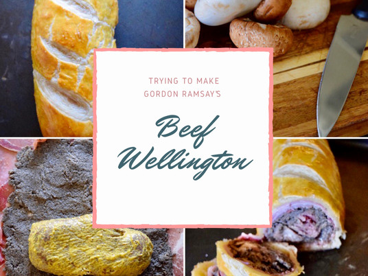 I Tried to Make Gordon Ramsay's Beef Wellington, Here's What Happened