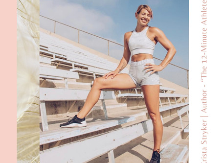 Fitness Expert Krista Stryker Talks New Book, and Staying Active During Quarantine