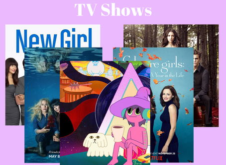 Staff Pick: Binge-Worthy TV Shows