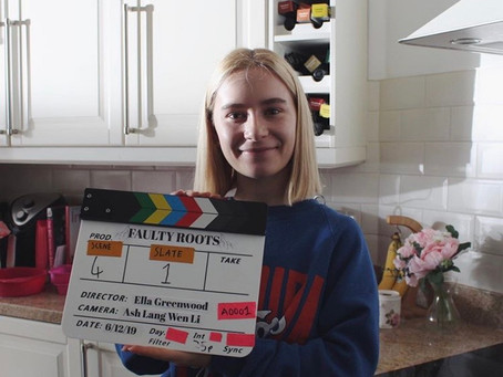 Ella Greenwood -- Trailblazing Young Director and Actress
