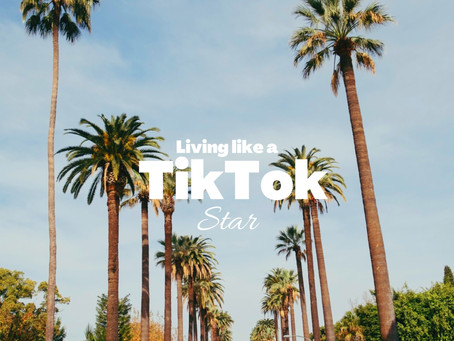 I Lived Like a TikTok Star For a Week, Here's What Happened