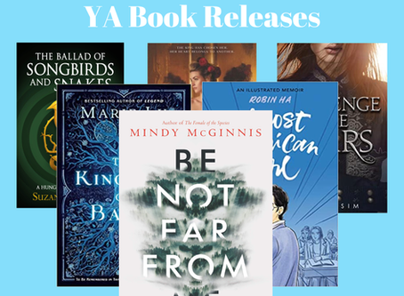 Most Exciting 2020 YA book releases