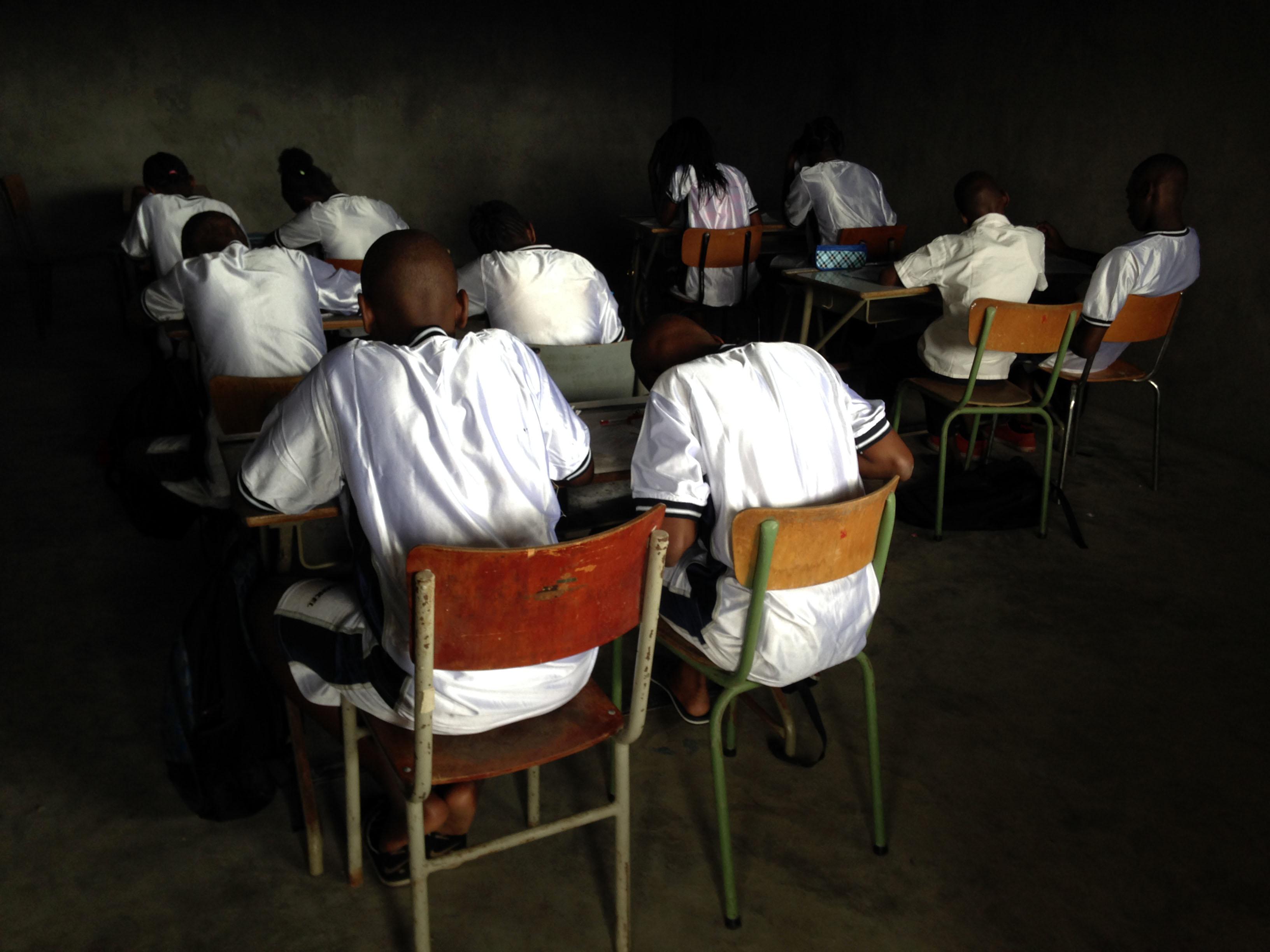 Les élèves du CEP