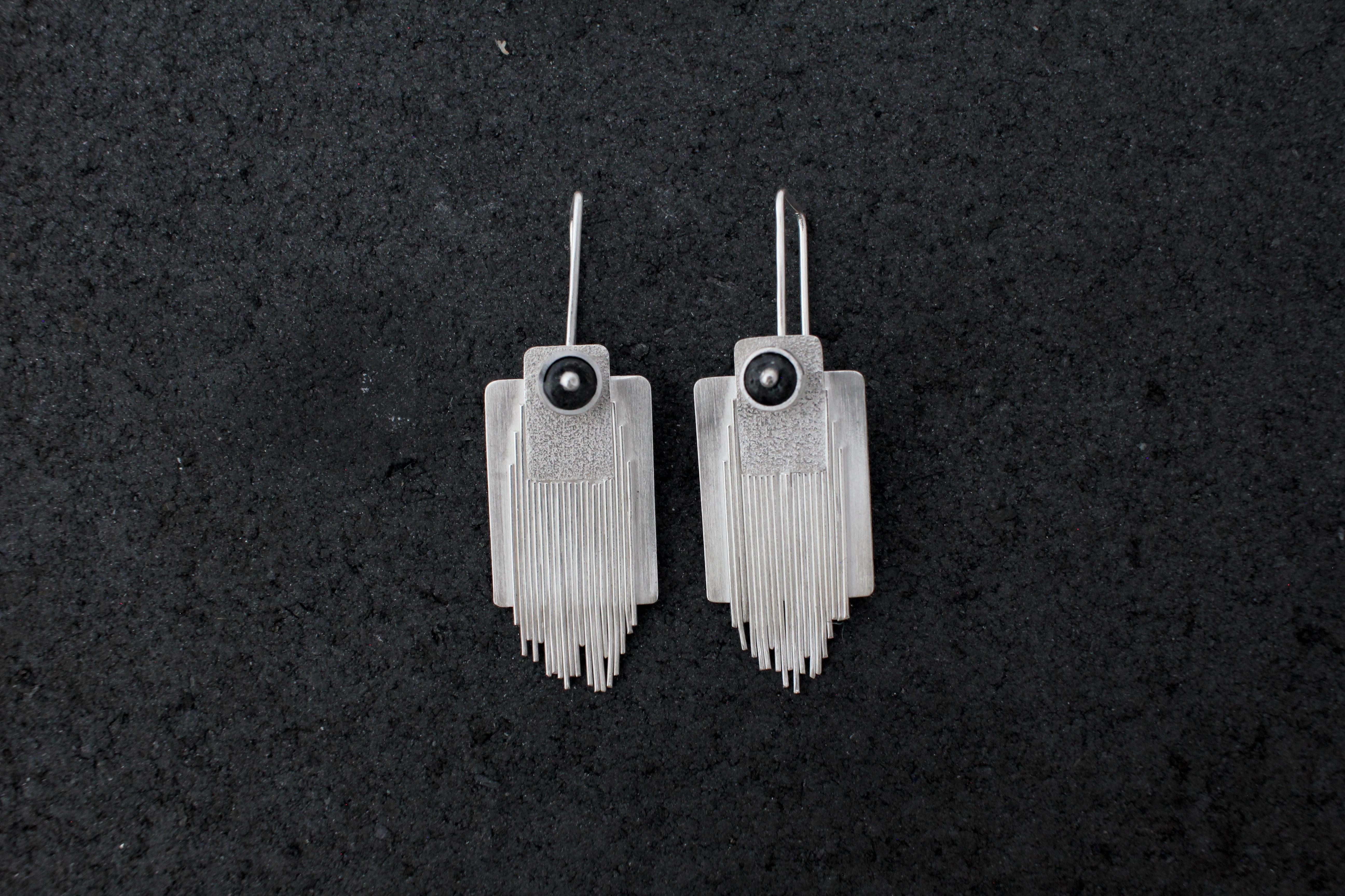 Birth Earrings