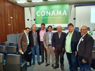 No CONAMA, ANAMMA apoia criação de UCs marinhas