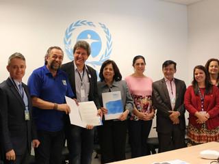 ONU Ambiente apoia a ANAMMA em projeto de formação