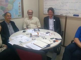 ANAMMA e IPEA debatem  parceria
