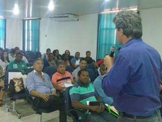 Oficina orienta municípios sobre políticas ambientais