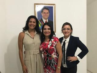 Representantes da ANAMMA Paraíba e Maranhão se reúnem para troca de experiências