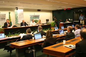 Seminário discute financiamento e apoio técnico aos órgãos gestores municipais