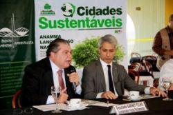 Revista Cidades Sustentáveis e Atlas da Mata Atlântica são lançados na Frente Ambientalista