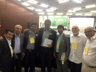 No Conama, Rogério Menezes elogia ICLEI na COP 23 e defende solução para TCFA