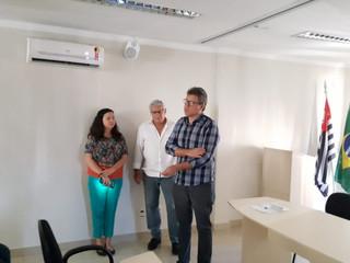 Curso sobre EIV - Estudo de Impacto de Vizinhança para servidores públicos municipais