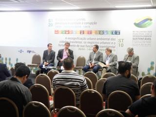 IV EMDS debate o Licenciamento, Compensação e Pagamento de Serviços Ambientais