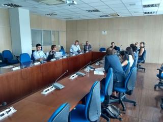 Anamma participa do Grupo de Articulação Federativa do Plano Nacional de Adaptação às Mudanças Climá