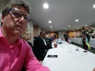 Na Reunião da Abema: Rogério Menezes anuncia II Fórum Brasil em 2019 e defende repasses da TCFA aos