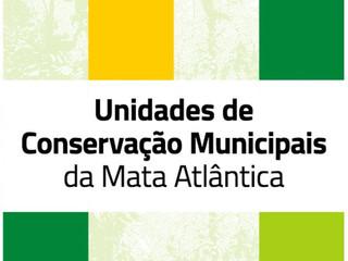 Fundação lança estudo sobre Unidades de Conservação Municipais da Mata Atlântica
