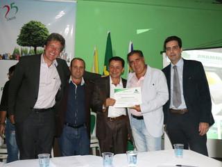 Posse da ANAMMA Goiás em evento concorrido