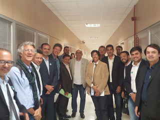 Diretoria da Anamma se reúne no Pré-Conama