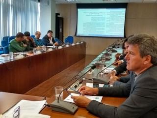 Diretoria ANAMMA participa da reunião do pré-Conama