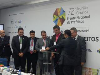 TCFA: FNP e Anamma assinam parceria com o Ibama.