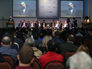 Lideranças nacionais prestigiam abertura do 47º Congresso