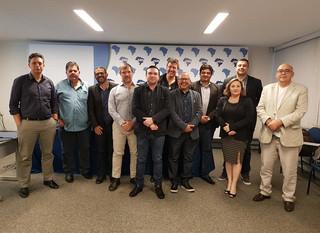2ª Reunião de 2018 da Diretoria Nacional da Anamma Brasil
