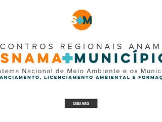 Dia 19 de julho o município de Natal recebe o Encontro Regional Sisnama