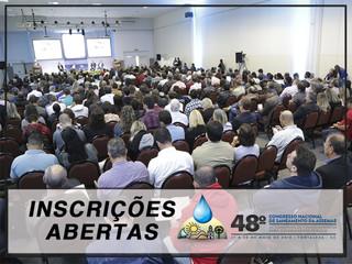 Abertas inscrições para o 48º Congresso da Assemae