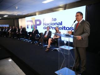 Jonas Donizette toma posse como novo presidente da FNP