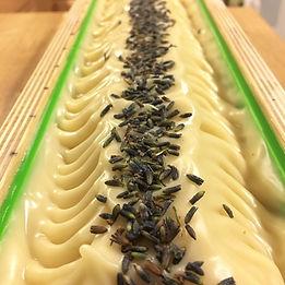 All-natural Lavender artisan soap