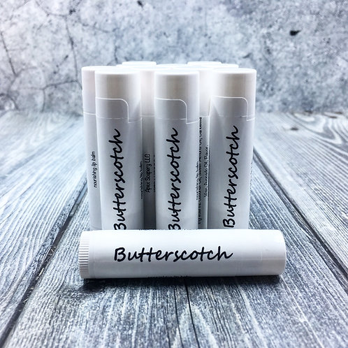 Butterscotch Lip Balm
