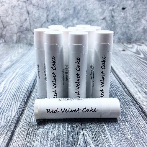 Red Velvet Cake Lip Balm