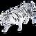 ナレーションの虎