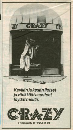 Crazy 20.5.1982