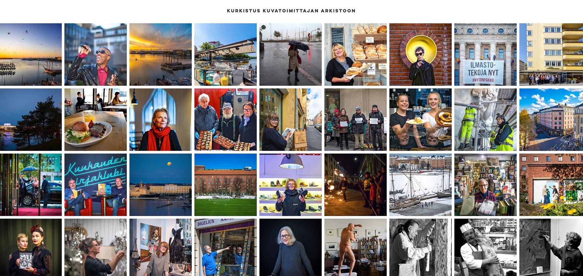 Töölöläinen Oy, sivusto 2019