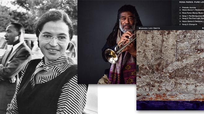Rosa Parks: Pure Love. An Oratorio of Seven Songs, ulkoasu 2019