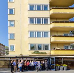 2019 huhtikuu – synttärit Töölössä
