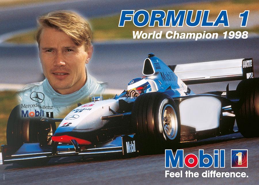 Pala F1-historiaa