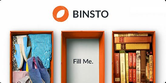 Binsto on-demand storage
