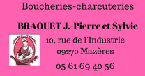 Boucherie BRAOUET - Mazères
