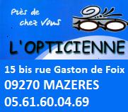 L'Opticienne - Mazères
