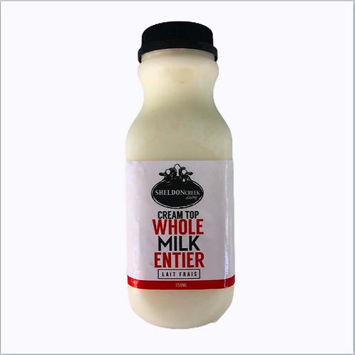 Whole Milk 350mL