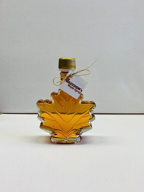 Maple Syrup- Leaf Bottle