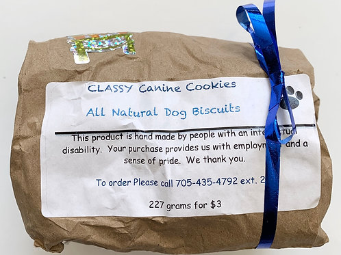 Classy Canine Cookies (small)