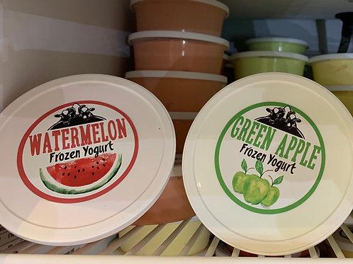 Sheldon Creek Frozen yogurt