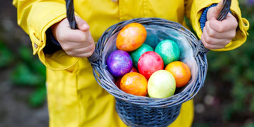 Easter Egg Hunt & Farm Tour