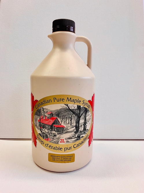 Maple Syrup -2L